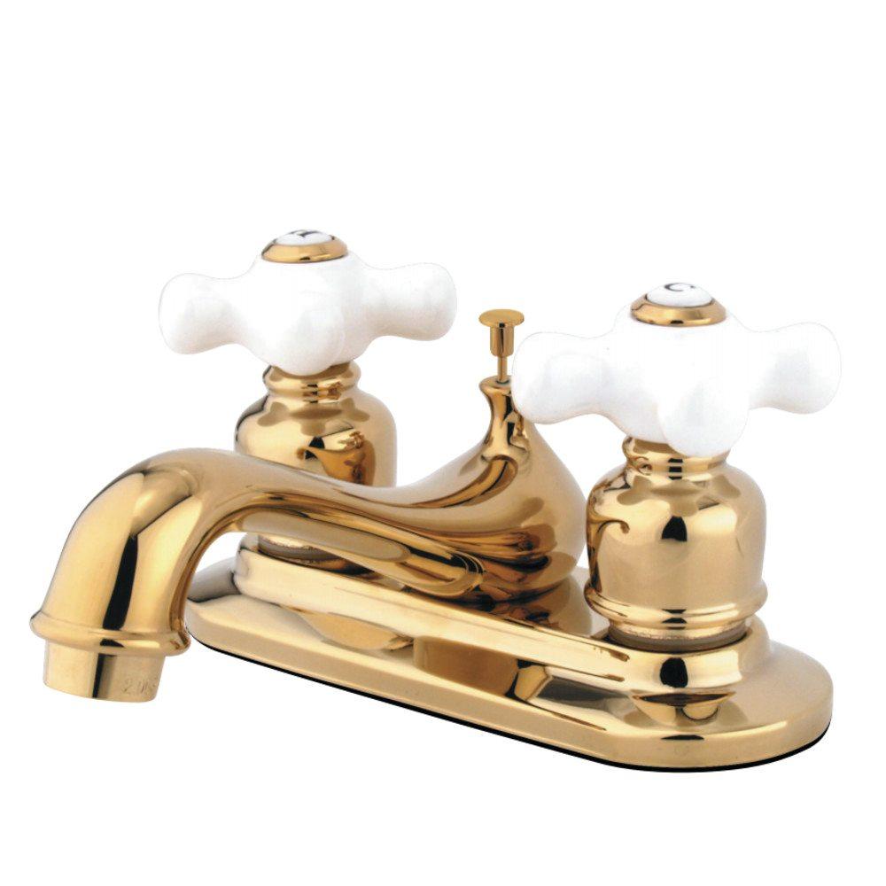 Kingston Brass Gkb602px Water Saving Restoration Centerset