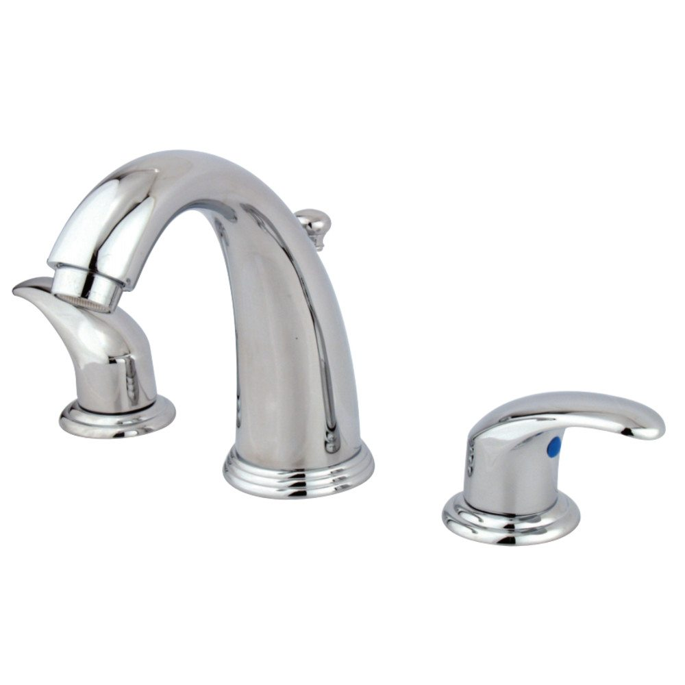 Kingston Brass Gkb981ll Water Saving Legacy Widespread Lavatory Faucet Chrome Kingston Brass