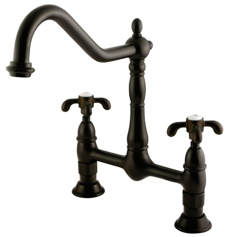 Kitchen Bridge Faucet Oil Rubbed Bronze