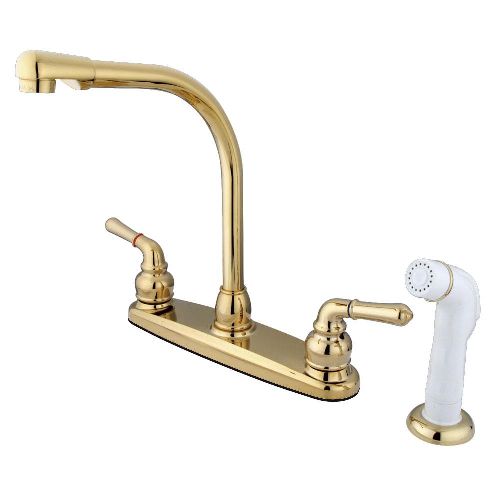 Kingston Brass GKB752 Water Saving Magellan Centerset