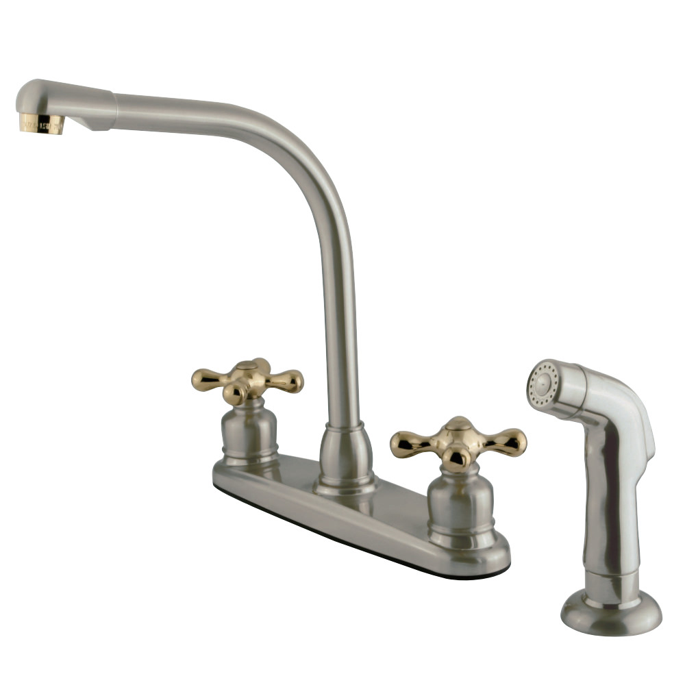 High Arch Kitchen Faucet