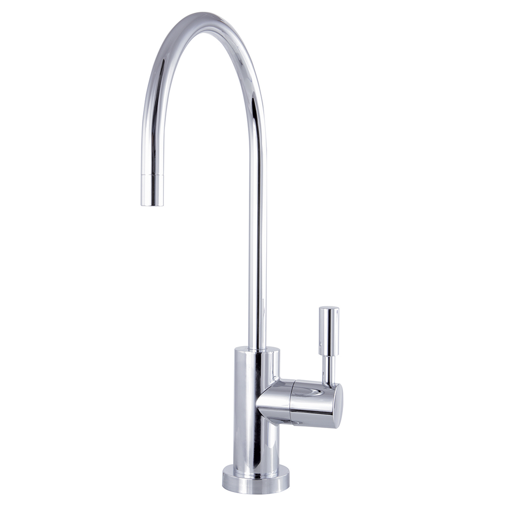 Kingston Brass Concord Single Handle Kitchen Faucet Polished Chrome