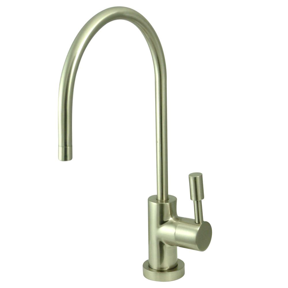Kingston Brass KS8198DL Concord Single Handle Water Filtration ...