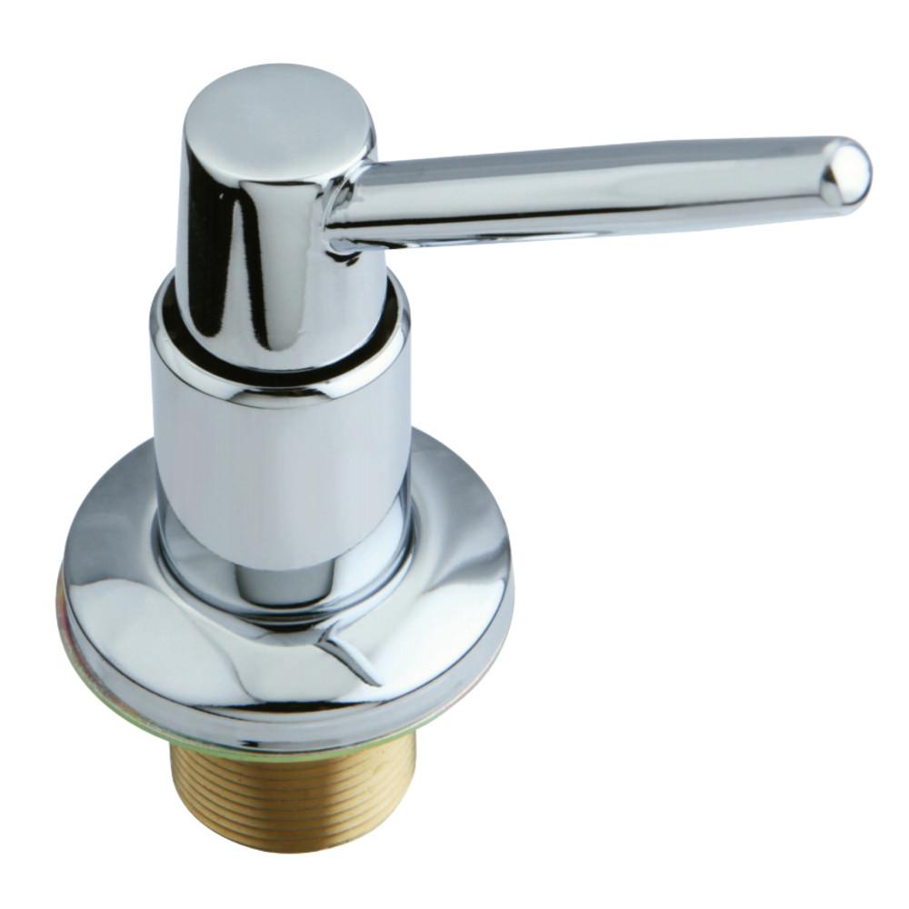Kitchen sink soap dispenser air gap set air gap faucet for Faucet soap dispenser placement