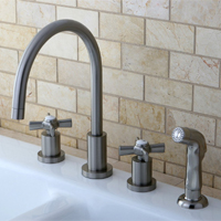 Widespread Kitchen Faucets