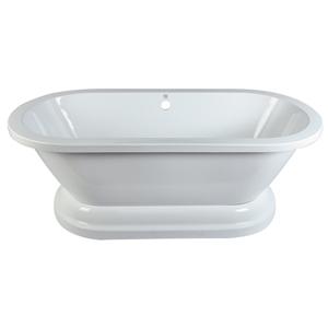 Pedestal Bath Tubs