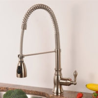 Pre Rinse Kitchen Faucets