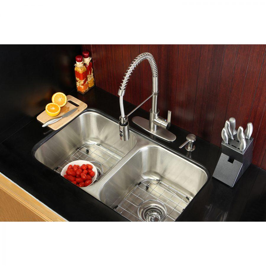 Kingston Brass, Kitchen Remodeling, Kitchen Sinks