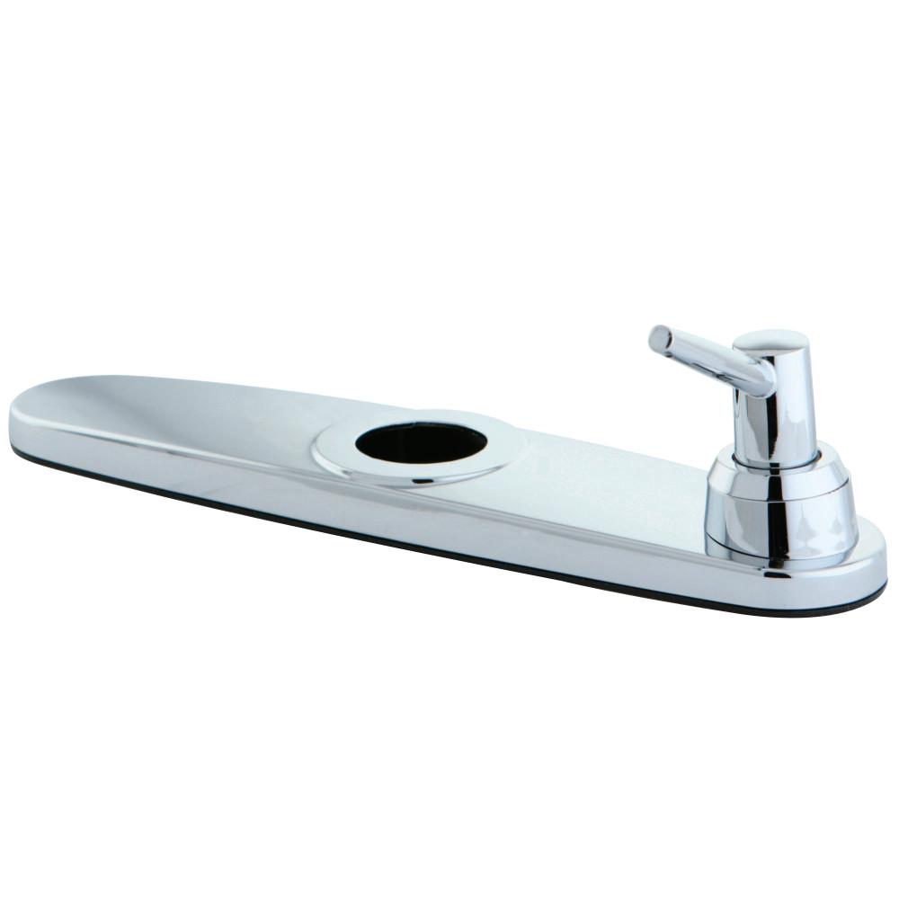 Kingston Brass Kbdk701 Cover Plate With Soap Dispenser