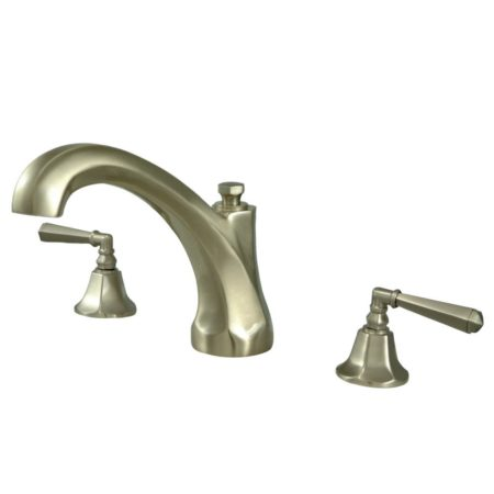 Kingston Brass KS4328HL Two Handle Roman Tub Filler