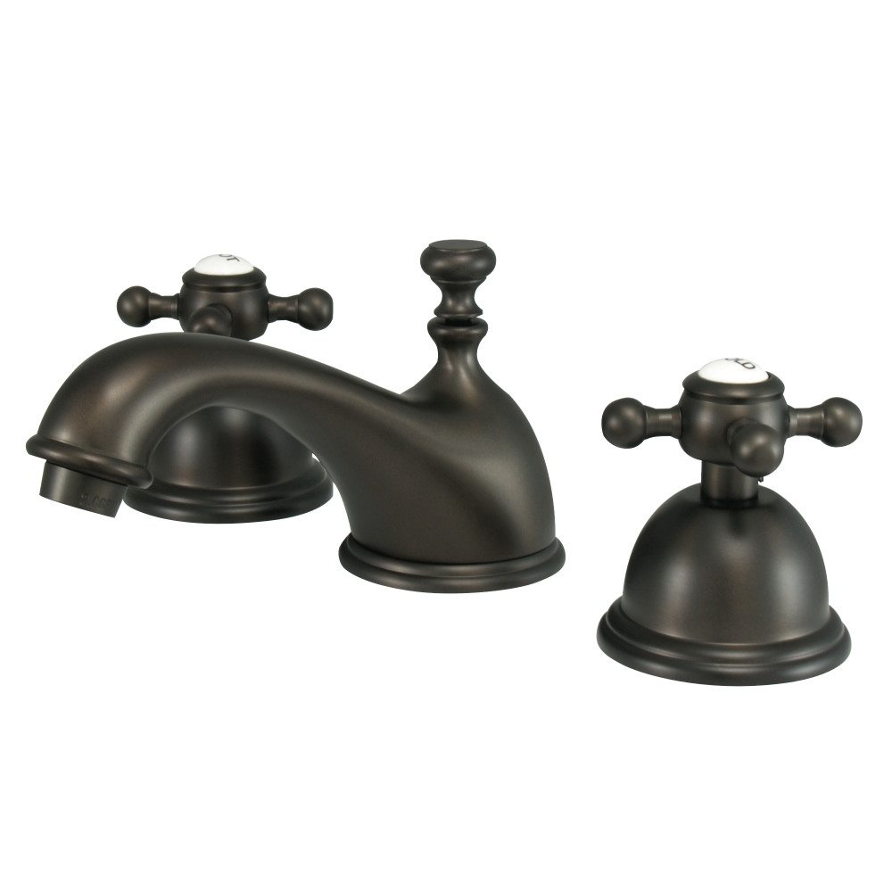 Kingston Brass KS3965BX 8-Inch Widespread Lavatory Faucet with ...
