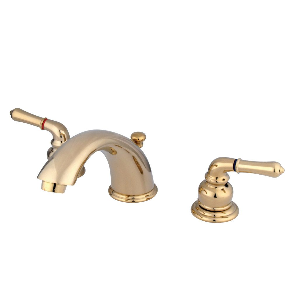 brass widespread com mini faucets lavatory bathroom touch faucet amazon two danze dp on polished chrome opulence sink handle