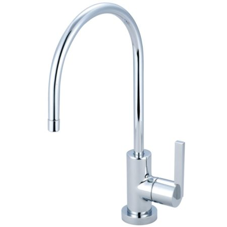 Kingston Brass KS8191CTL Kingston Brass KS8191CTL Continental Single Handle Water Filtration Faucet, Chrome