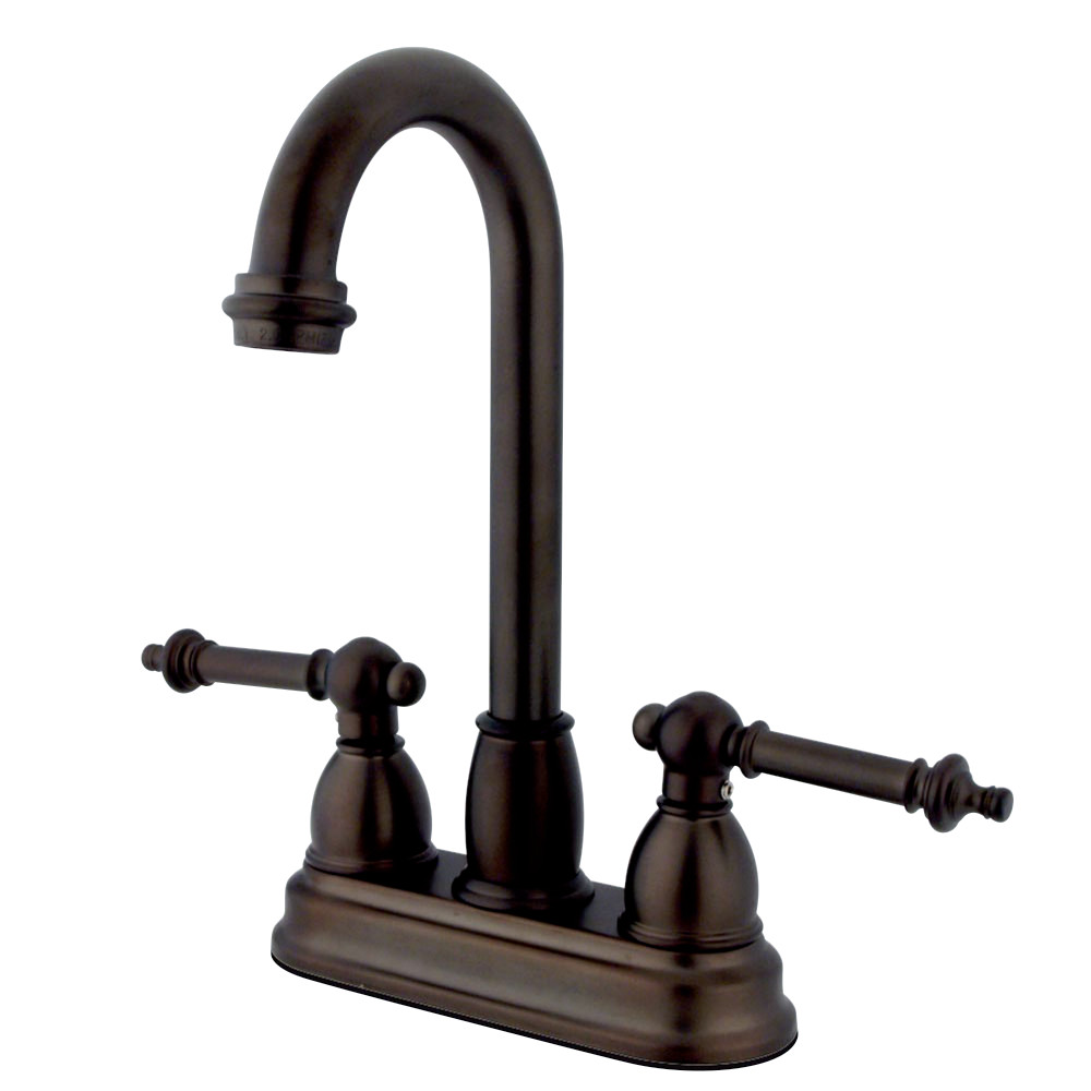 Kingston Brass Kb3495tl Tremont Bar Faucet Oil Rubbed Bronze Kingston Brass