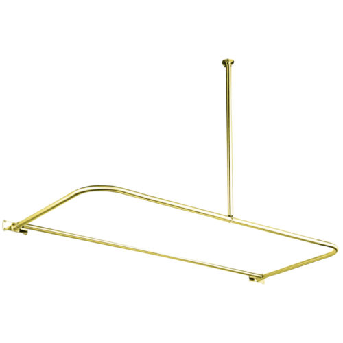 Kingston Brass CC3132 D-Type Rod, Polished Brass