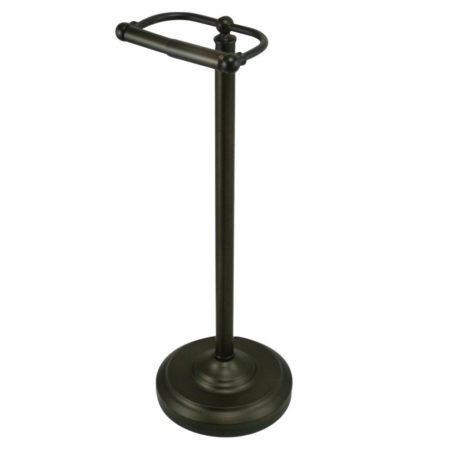 Kingston Brass CC2005 CLASSIC PEDESTAL PAPER HOLDER , Oil Rubbed Bronze