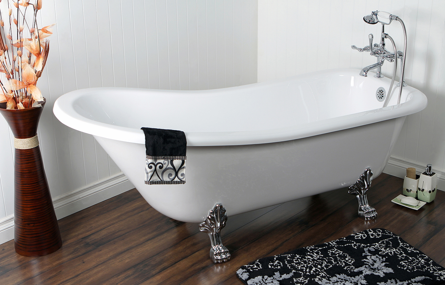 How to bring art deco influences into your vintage for Bathroom design kingston
