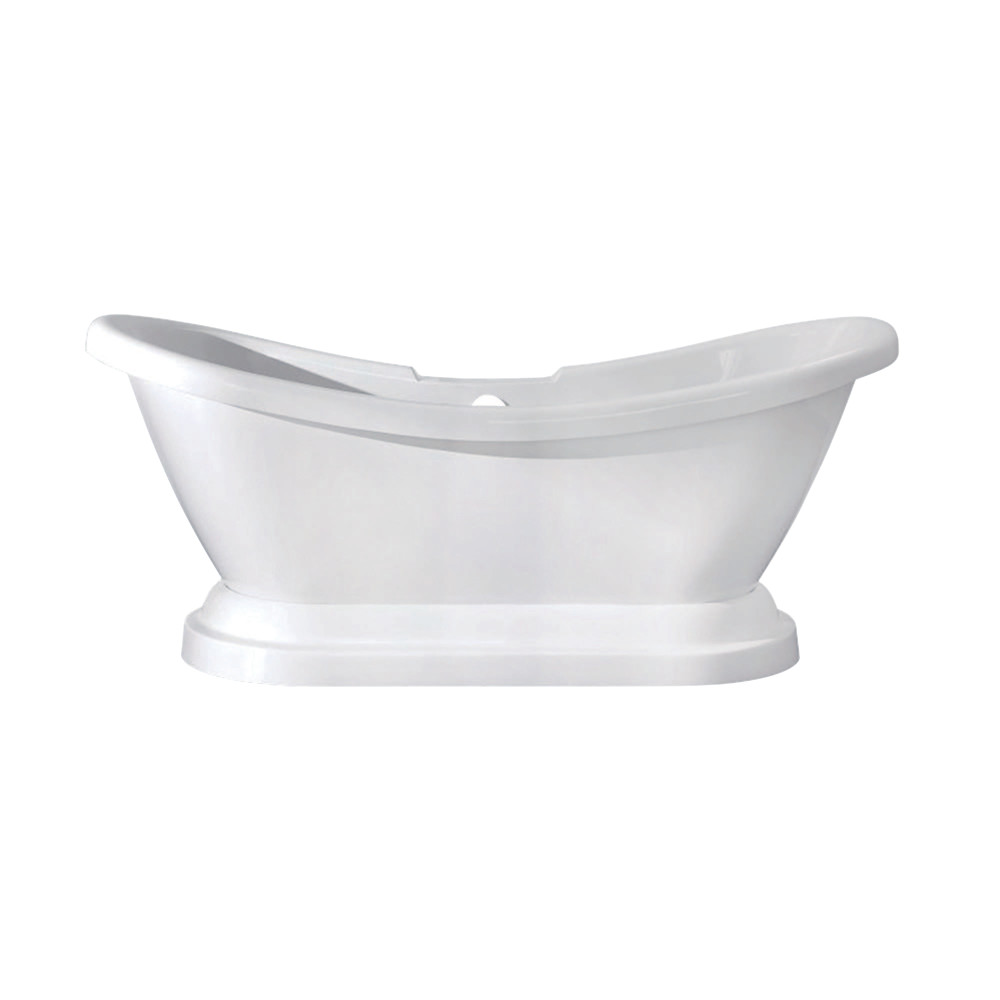 product acrylic pedestal bath kingston contemporary tubs with aqua inch eden brass tub slipper double