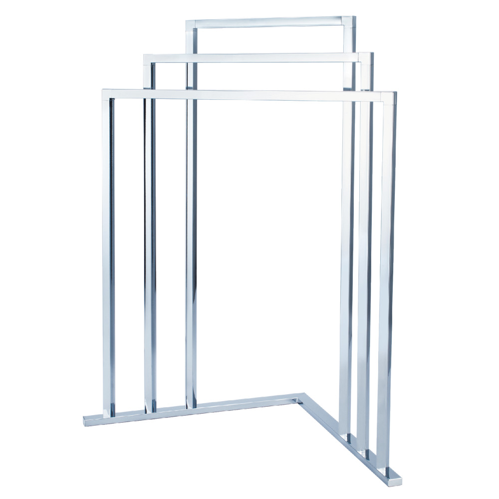 Kingston Brass SCC8271 L Shape 3-Tier Steel Construction Corner ...