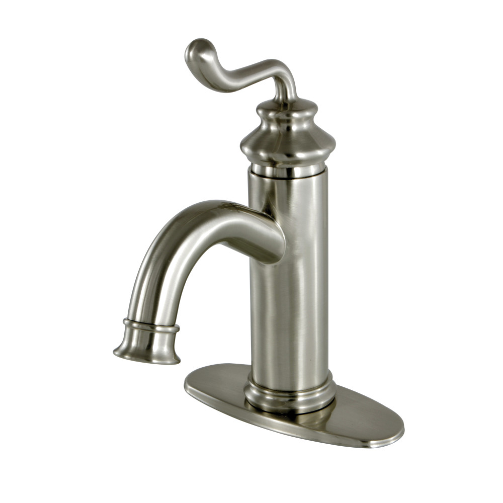 Fauceture LS5418RL Royale Single Handle Monoblock Lavatory Faucet ...