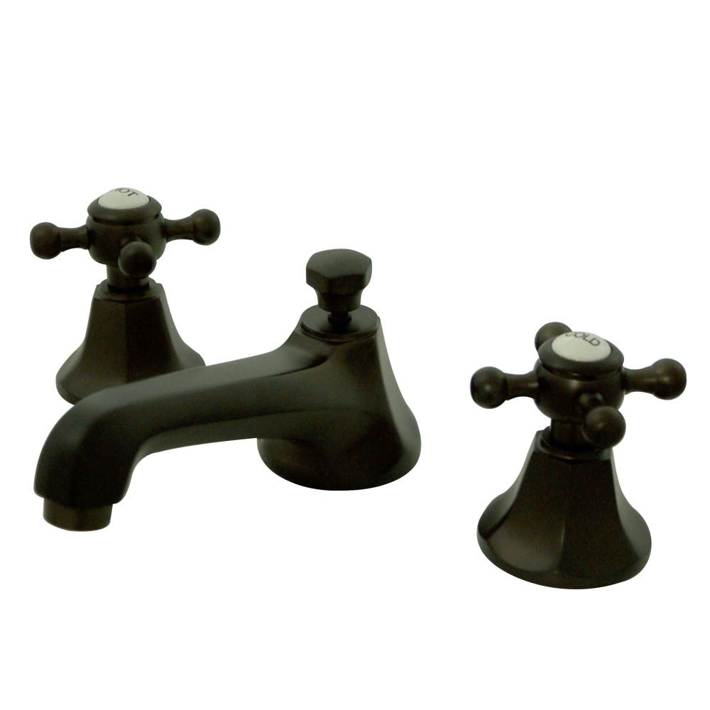 Kingston Brass KS4465BX Metropolitan Widespread Lavatory Faucet With ...