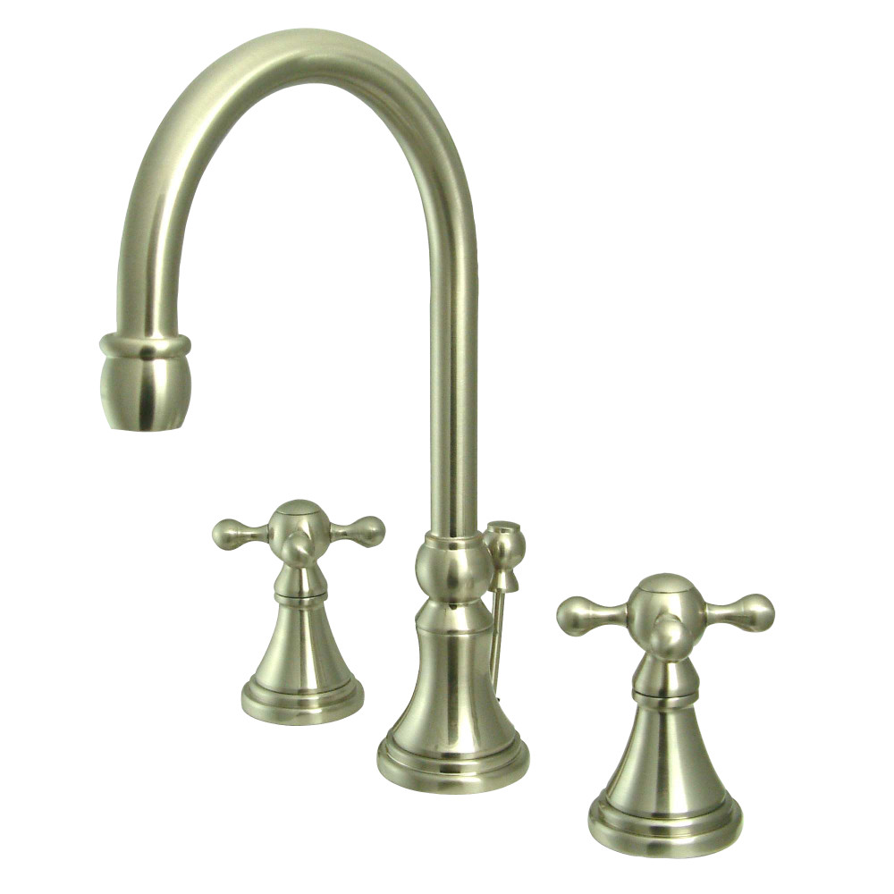 Kingston Brass KS2988KX Governor Widespread Lavatory Faucet With ...