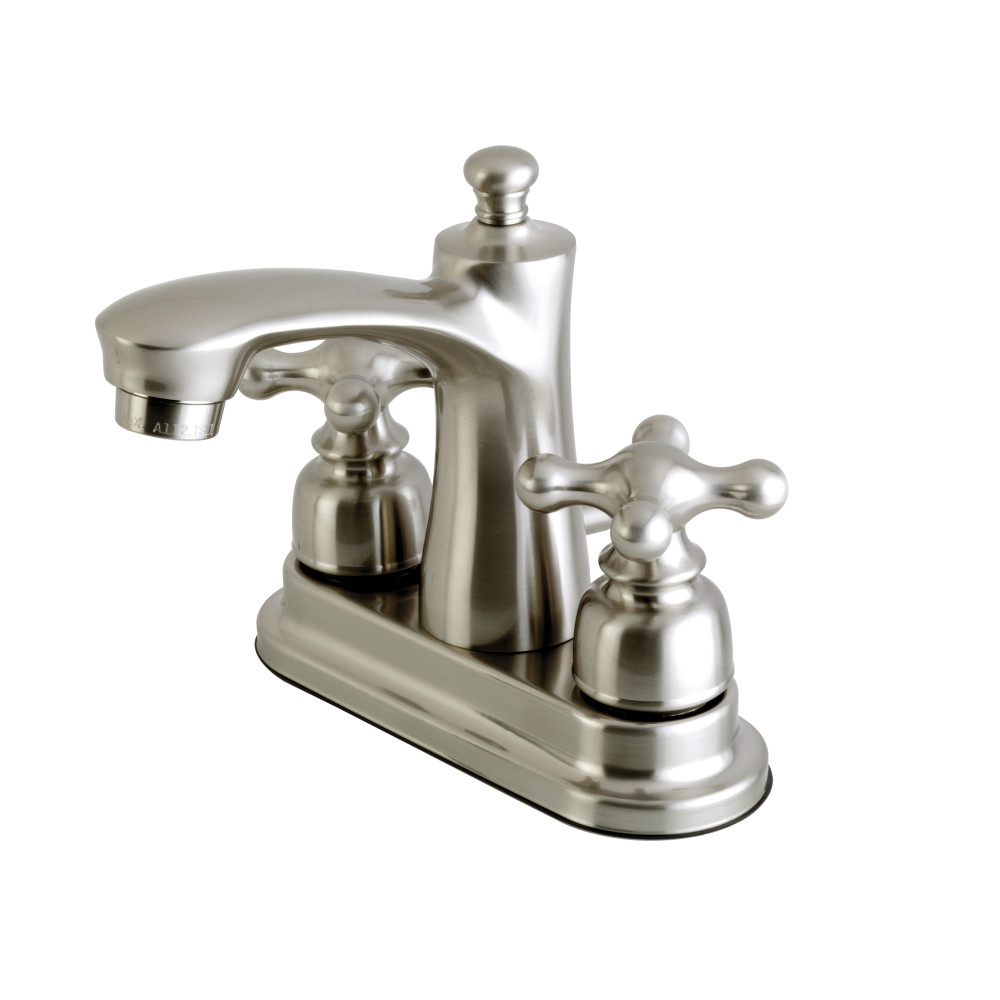 Kingston brass fb7628ax victorian 4 inch centerset - Kingston brass victorian bathroom faucet ...
