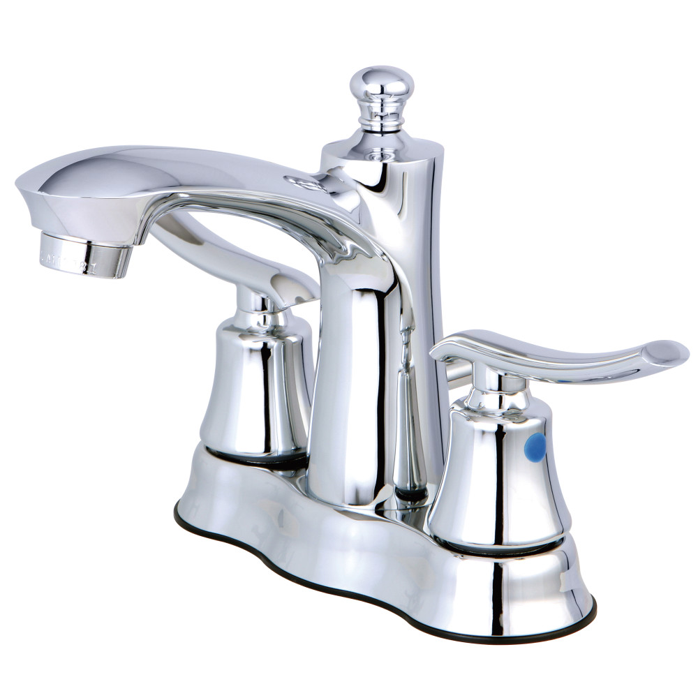 Kingston Brass Fb7611jl 4 Inch Centerset Lavatory Faucet Polished Chrome Kingston Brass