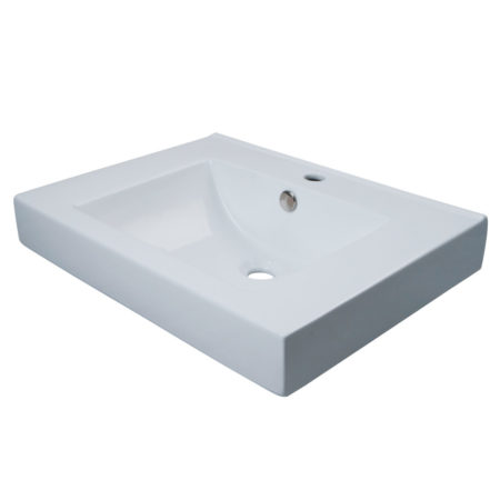 Fauceture EV9620 Mission Vessel Sink, White