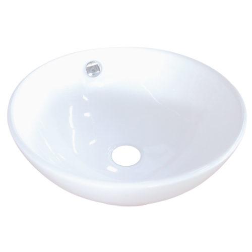 Fauceture EV4129 Perfection Vessel Sink, White
