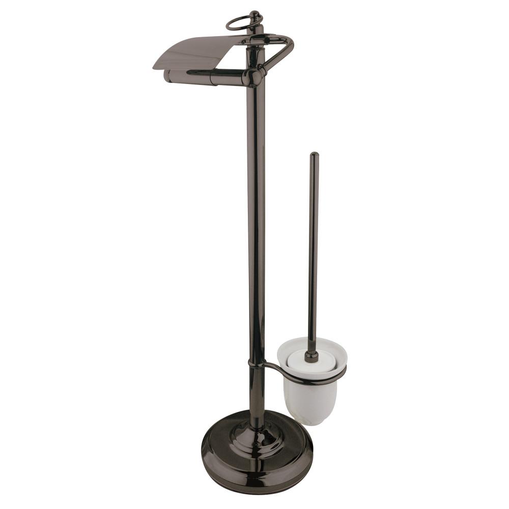 kingston brass cc2015 pedestal toilet paper holder stand. Black Bedroom Furniture Sets. Home Design Ideas