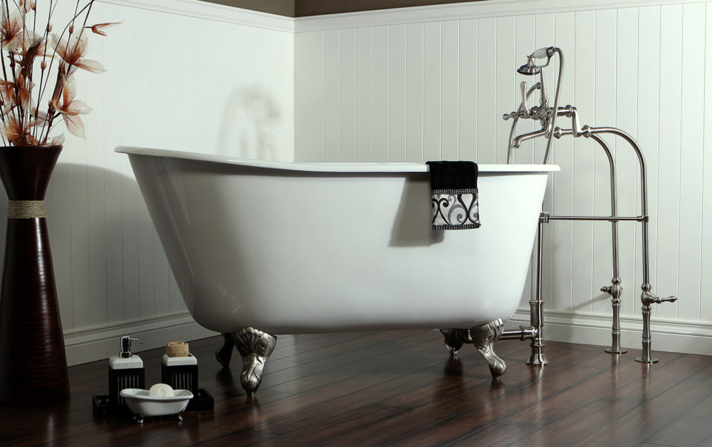 Bathroom Plumbing 101 Interior cabin chic how to decorate a vintage bathroom in your winter