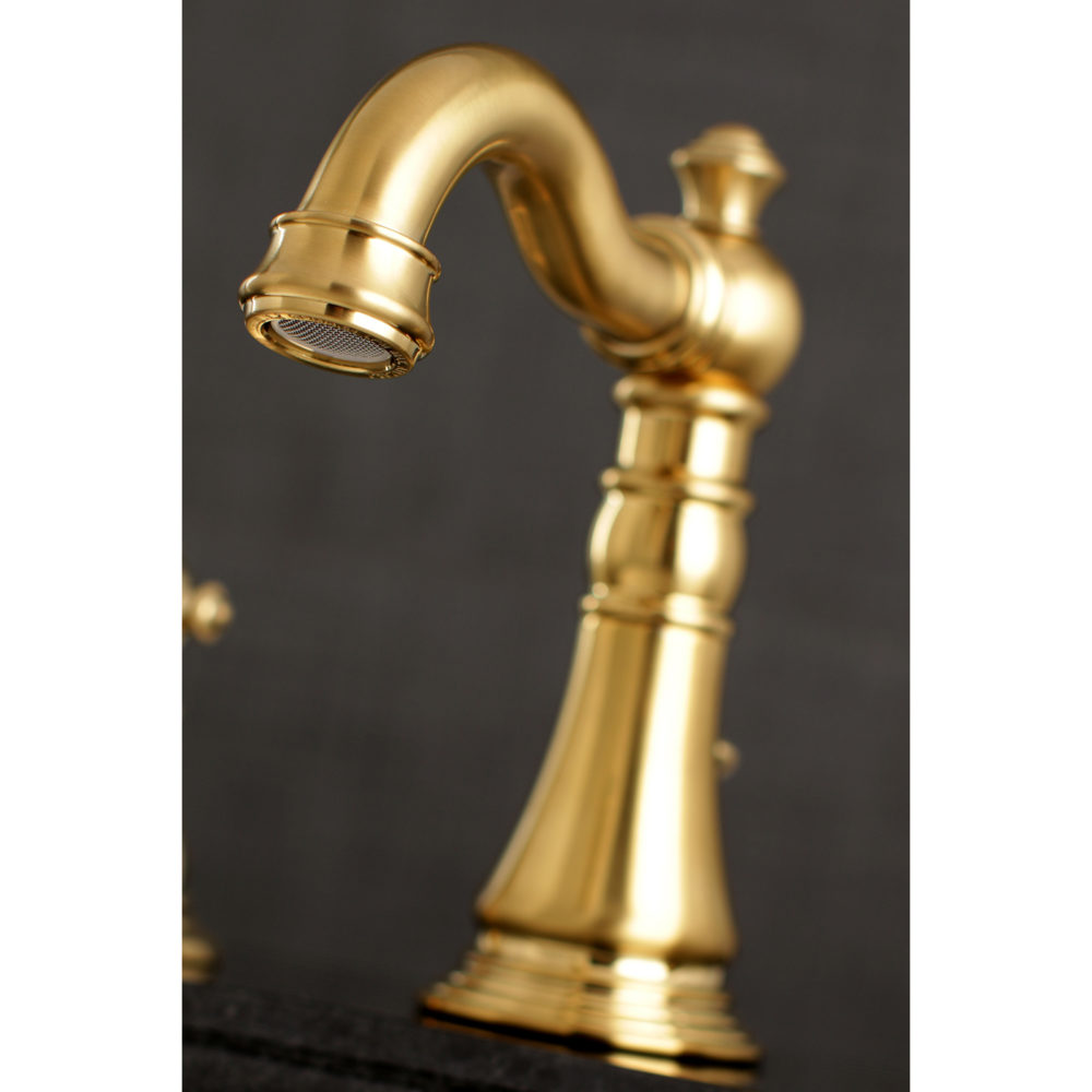 The benefits of brass bathroom fixtures | Kingston Brass