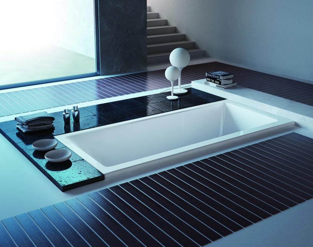 Modern Pedestal Bathtubs Composition - Bathtub Ideas - dilata.info