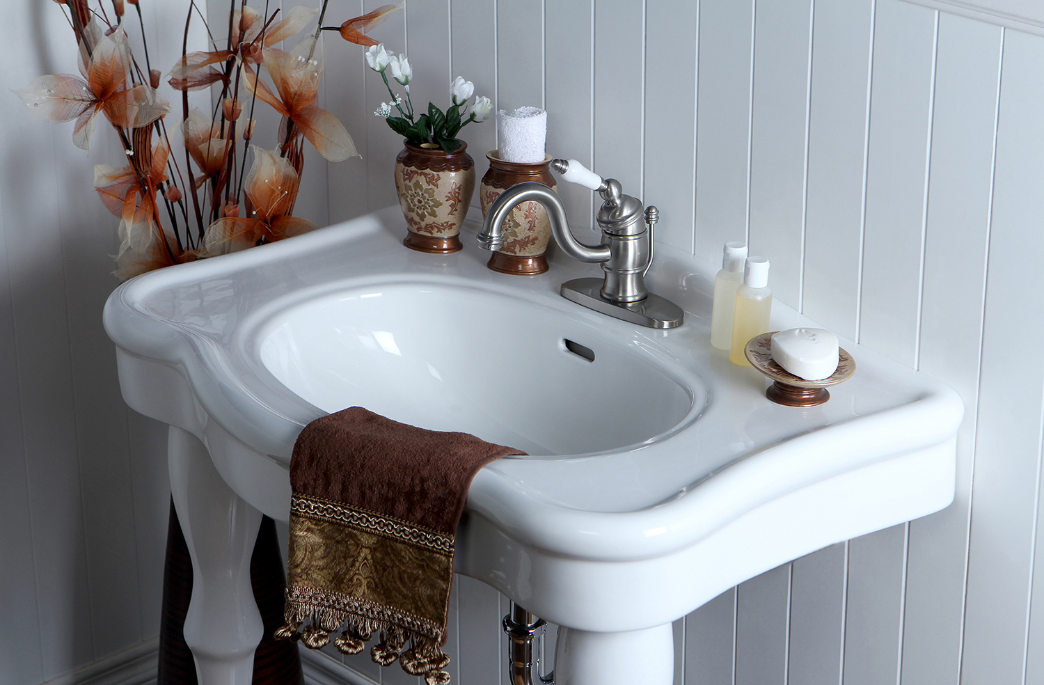 vintage style the giving chance old ideas bathroom second vanity sinks