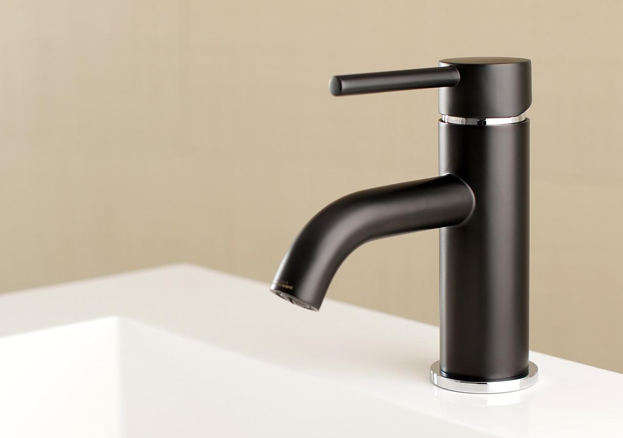 Matte Black Faucet Kingston Brass