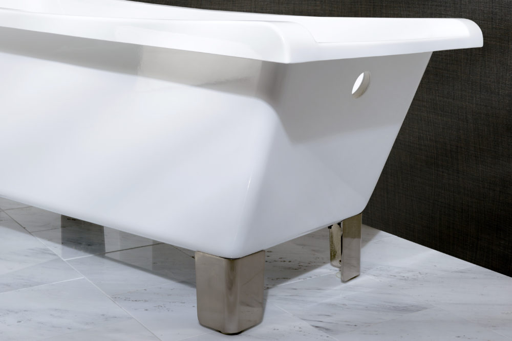 acrylic clawfoot tubs | Kingston Brass