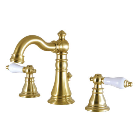 prospect satin heights kitchen faucet faucets new modern brass york photo