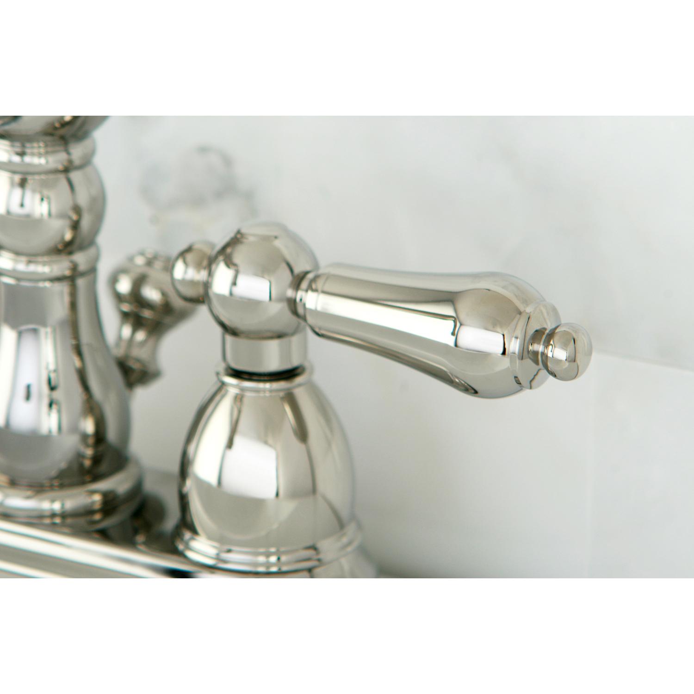 faucets standard widespread polished faucet bathroom emory nickel sink american